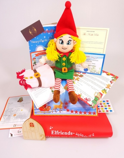 Christmas elf pack