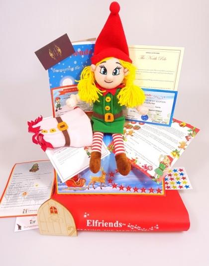 Christmas elf pack
